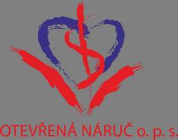 Logo Otevřená náruč, o. p. s.